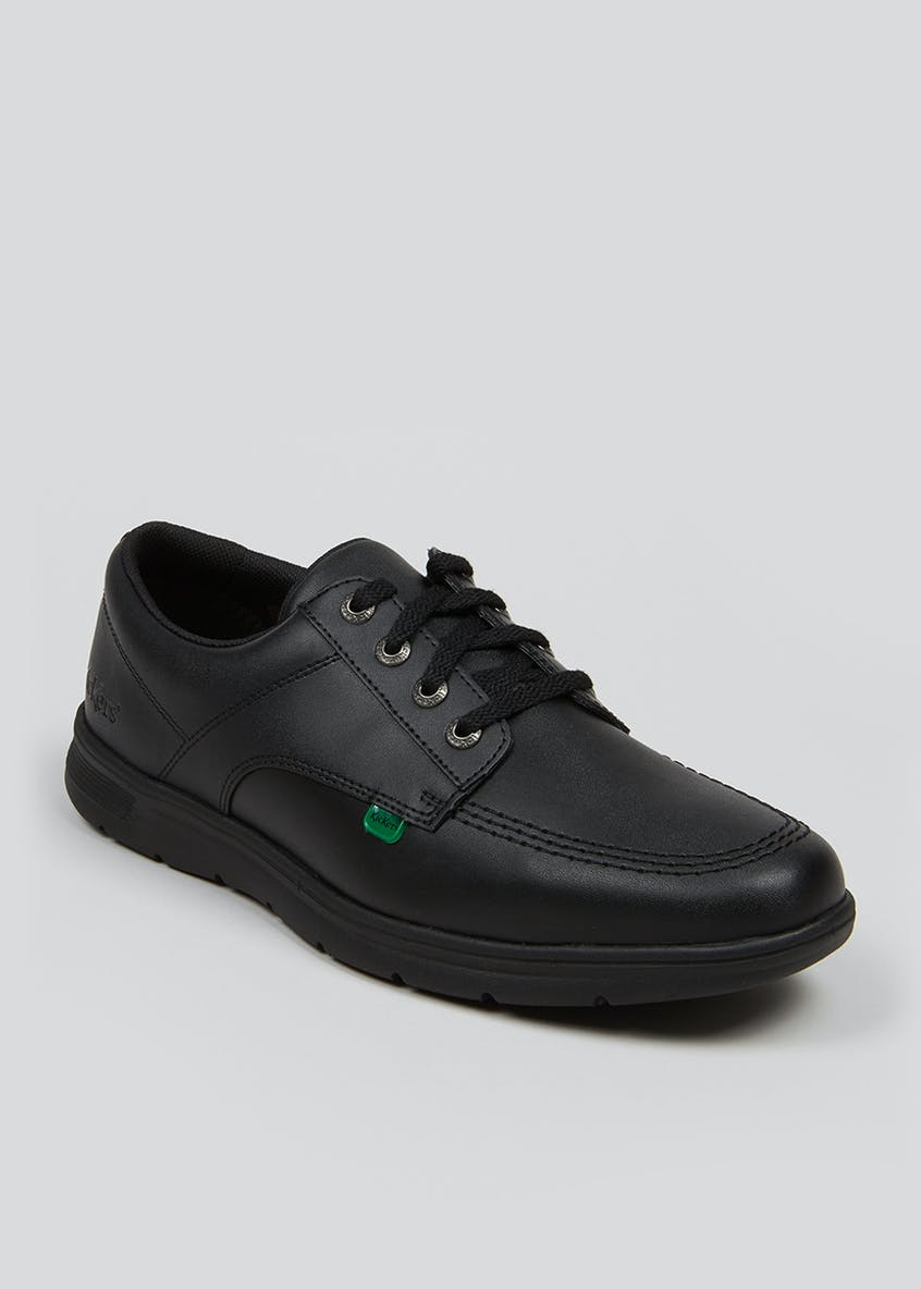 Mens Kickers Leather Lace Up Shoes (6-12)