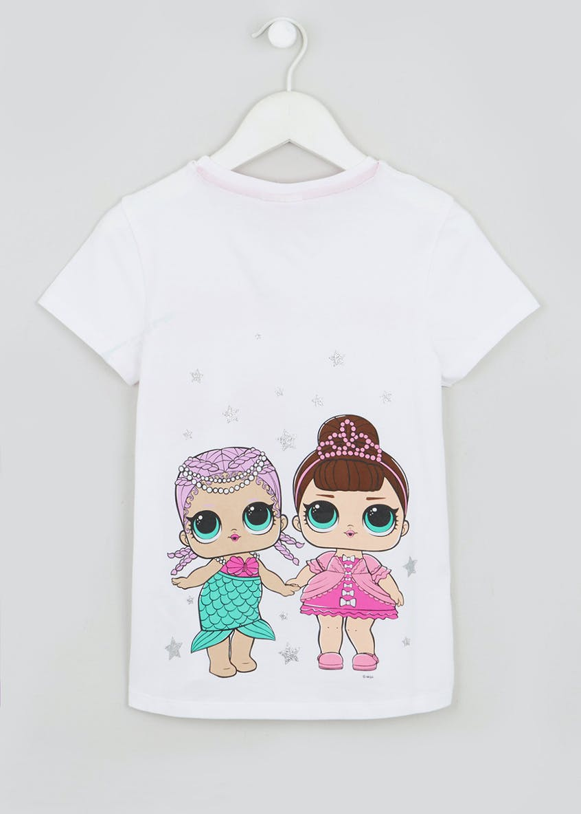 Girls L.O.L T-Shirt (4-11yrs)
