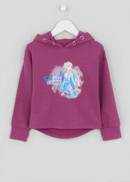 Girls Souluxe Disney Frozen 2 Hoodie (2-11yrs)