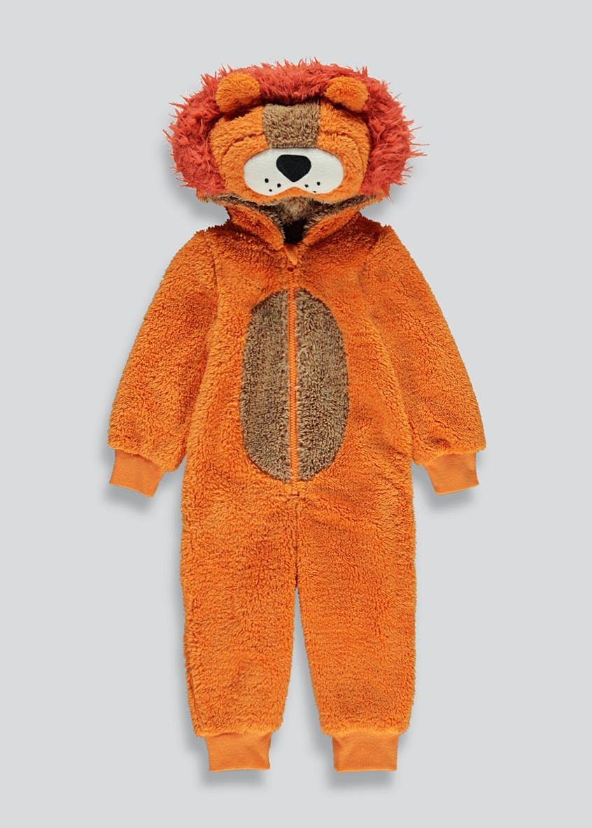 Kids Lion Onesie (12mths-5yrs)