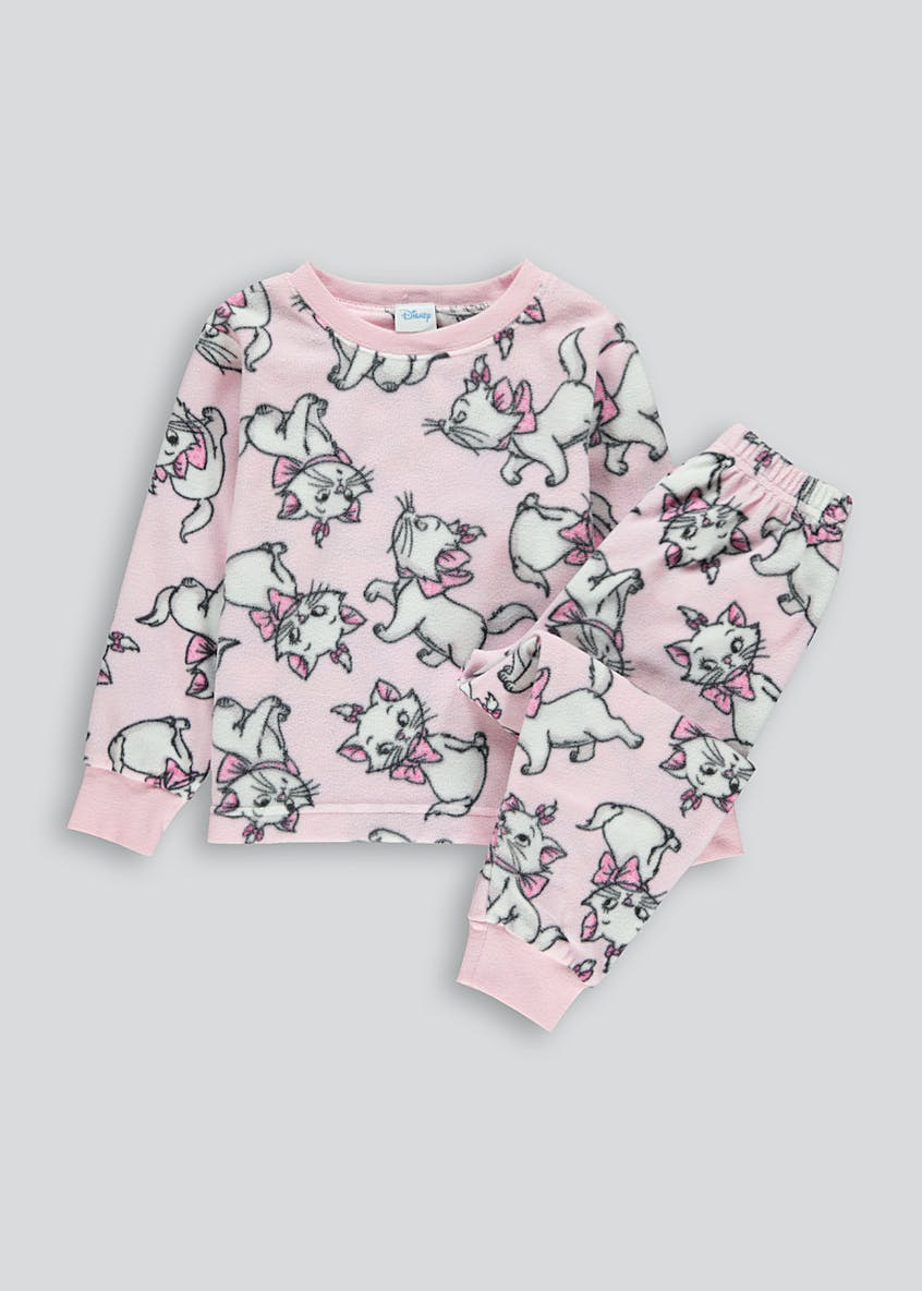 Girls Disney The Aristocats Marie Pyjamas (2-9yrs)