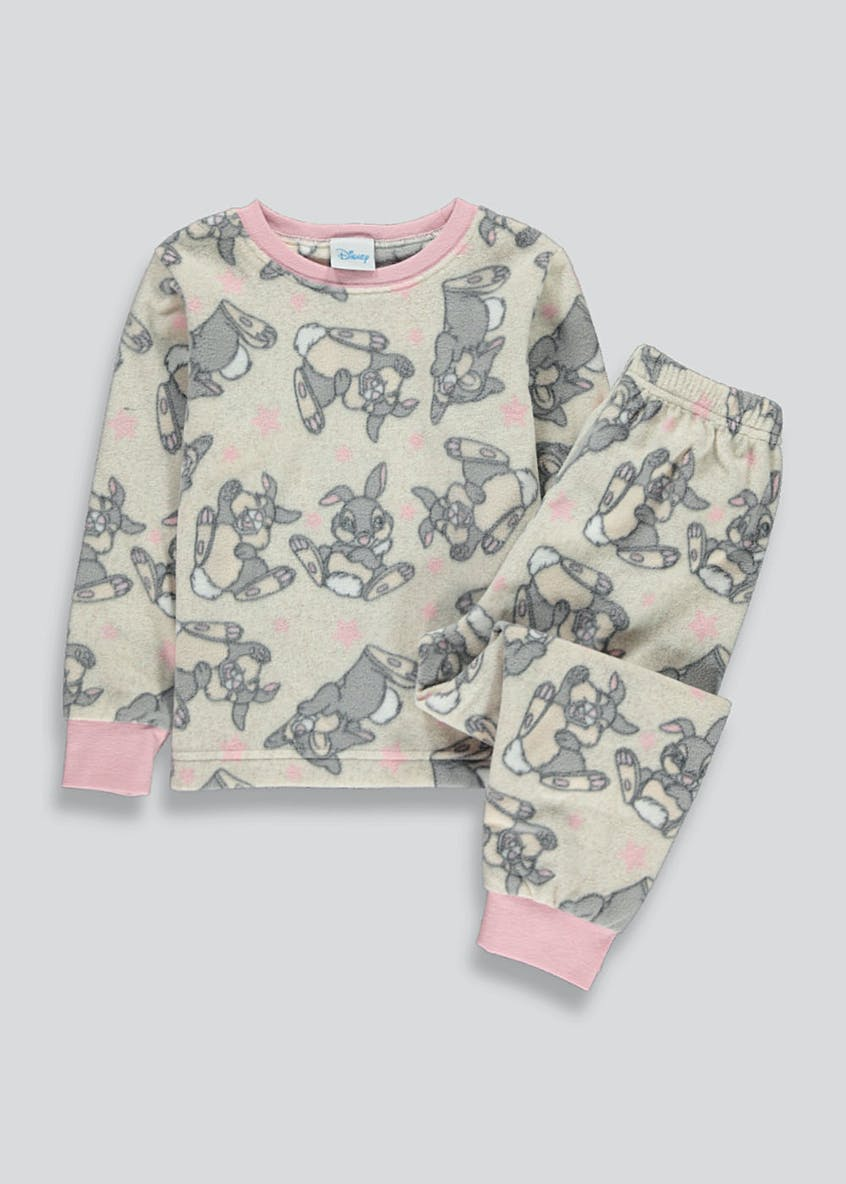 Girls Thumper Fleece Pyjama Set (2-9yrs)