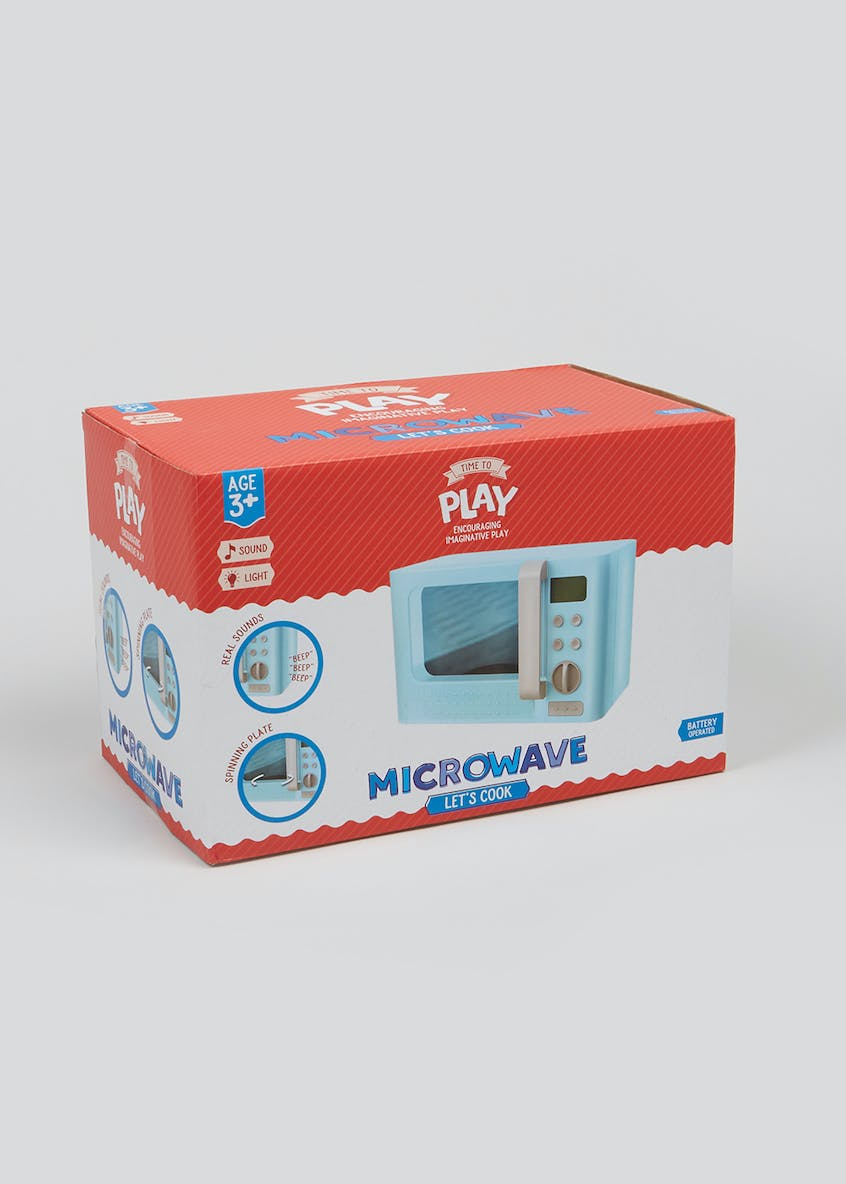 Role Play Toy Microwave (28cm x 18cm)