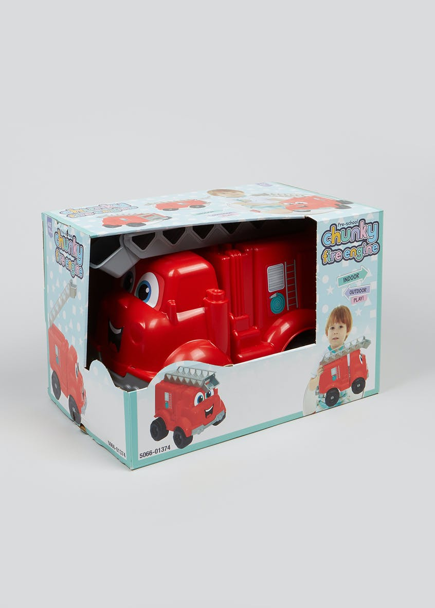Kids Toy Fire Engine