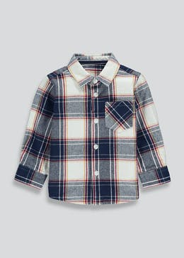 Boys Checked Shirt (9mths-3yrs)