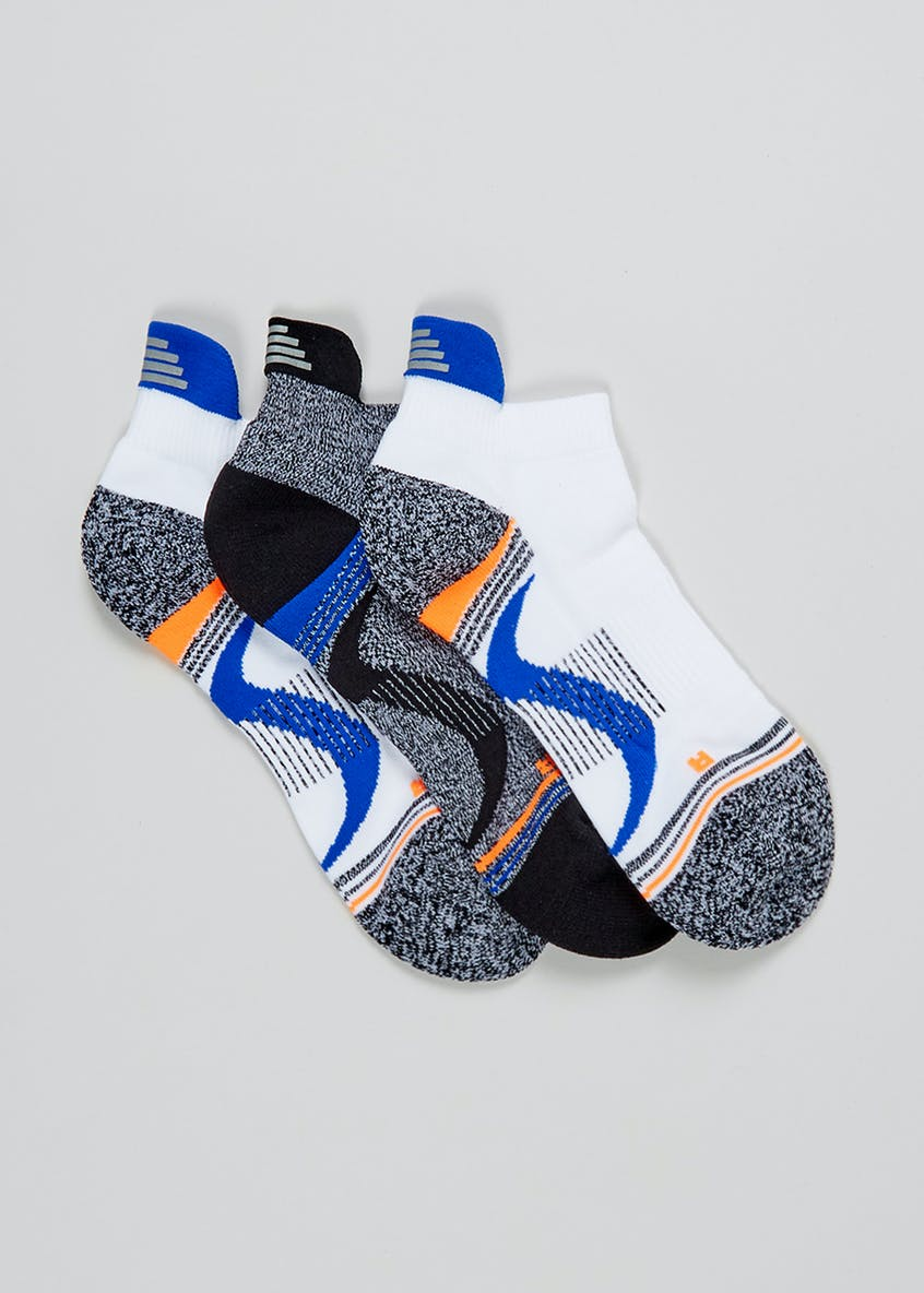 3 Pack US Athletic Technical Trainer Socks