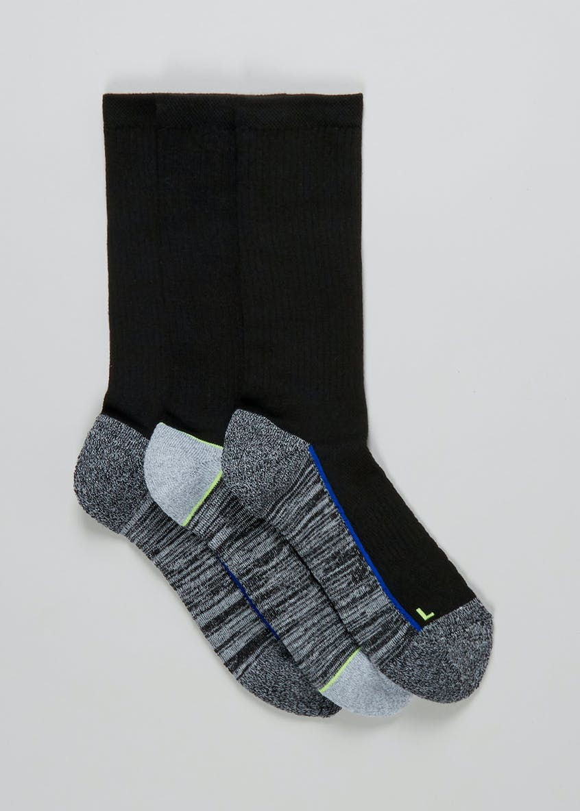 3 Pack US Athletic Technical Sports Socks