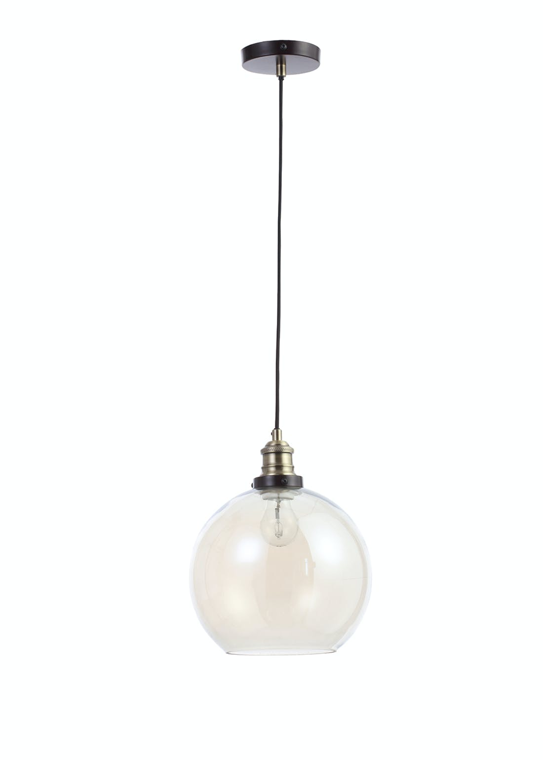 Callisto Glass Pendant Light (H50-100cm x W25cm)