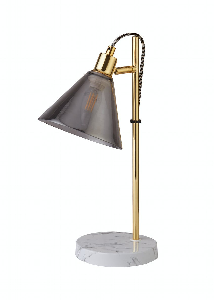 Holly Task Table Lamp (H40cm x W15cm)