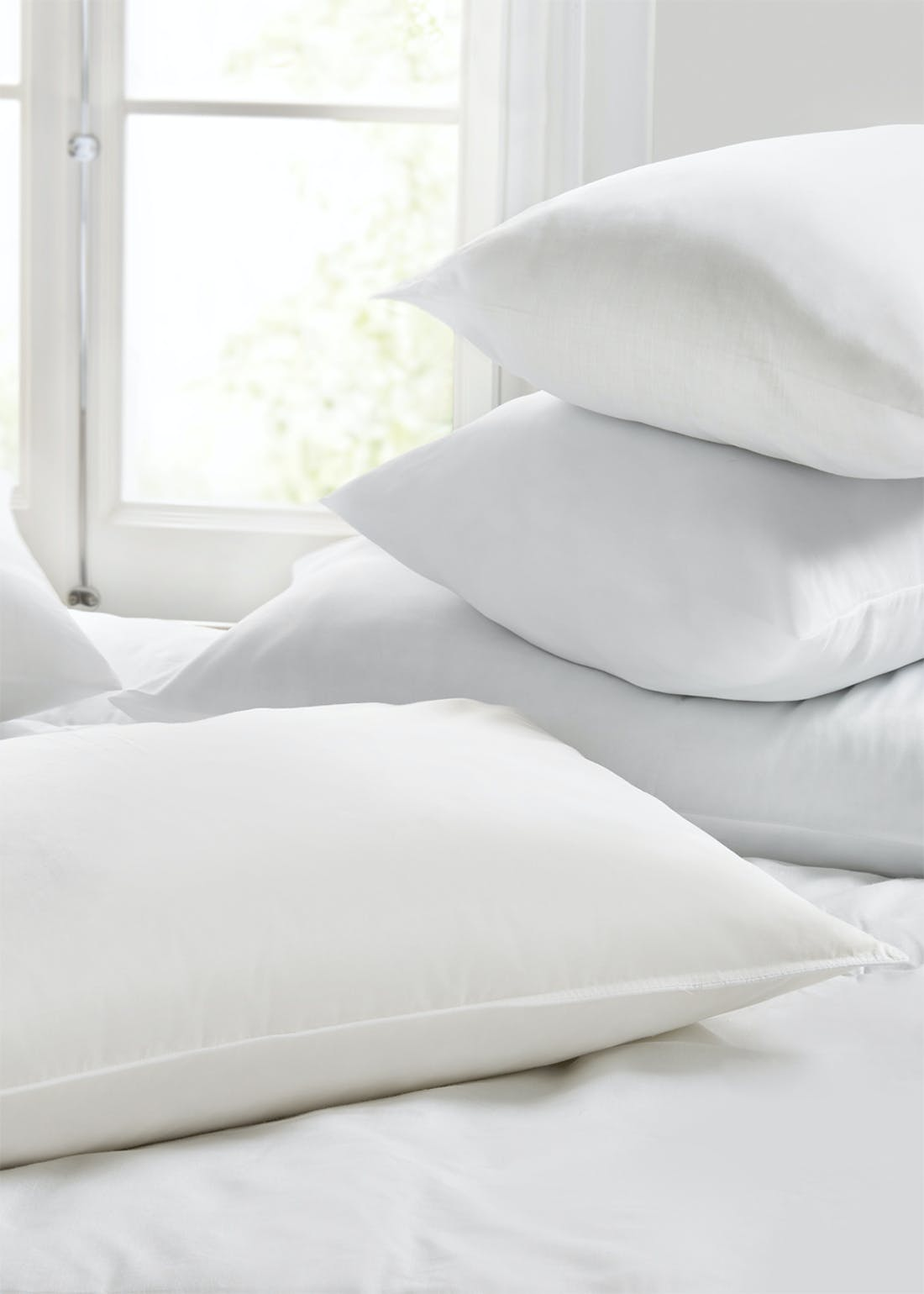 Soft Touch Firm Pillow Pair