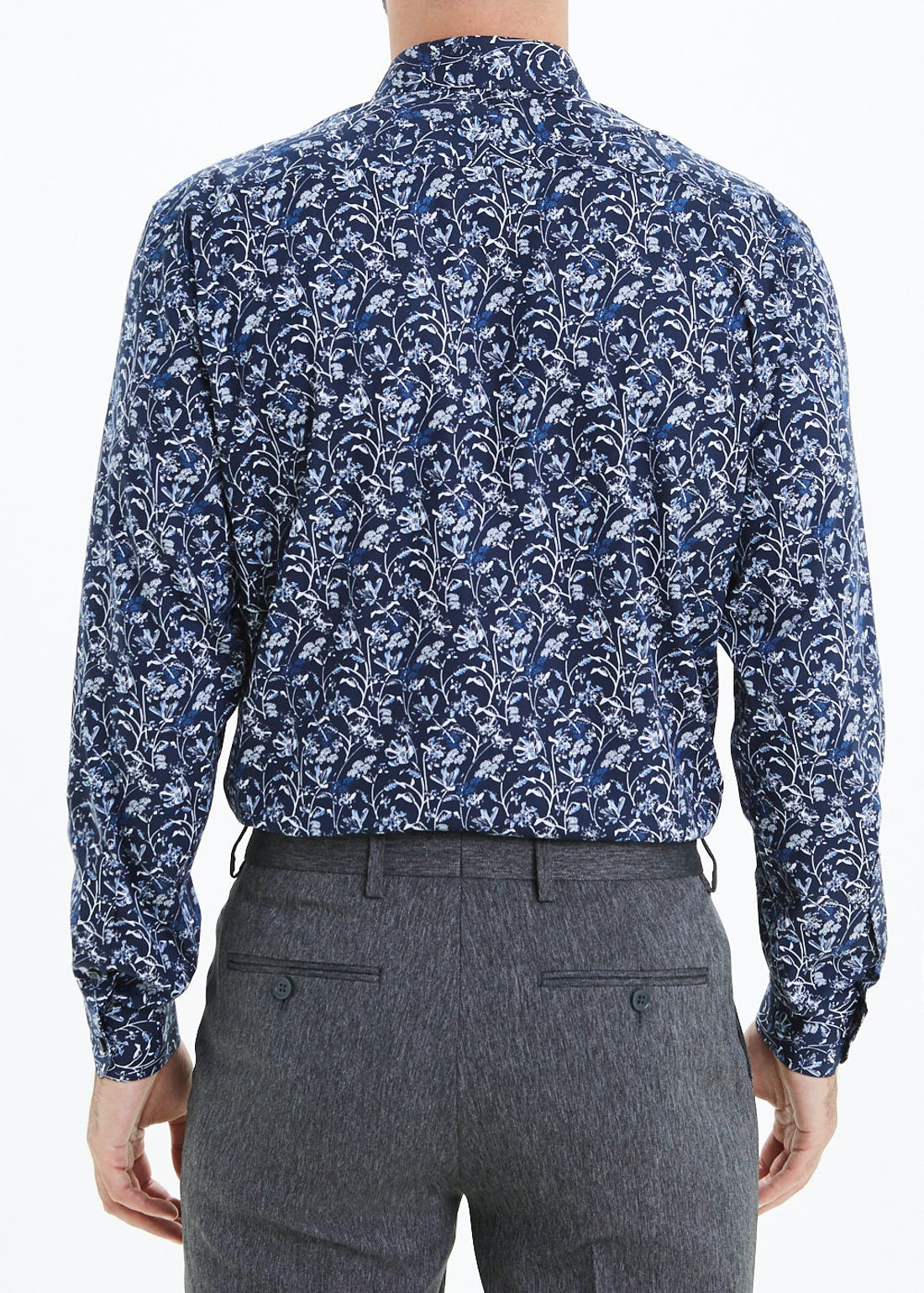 Taylor & Wright Long Sleeve Floral Shirt