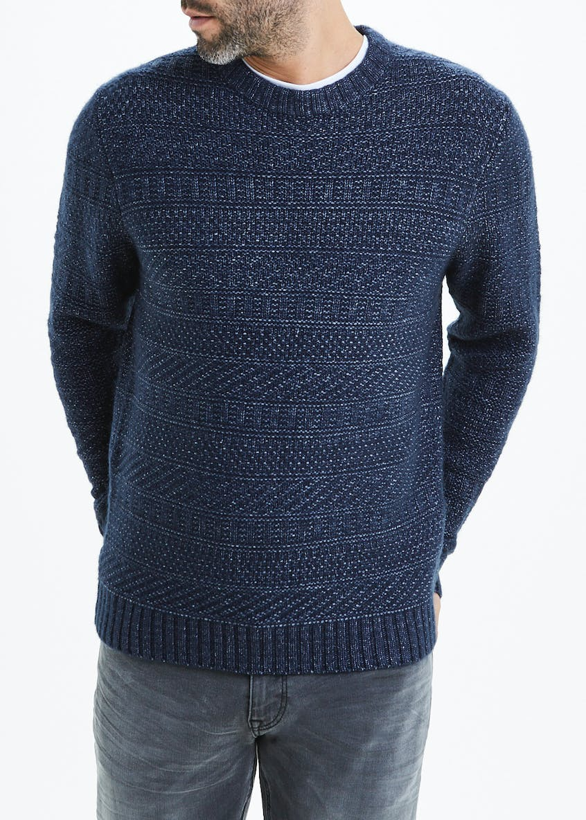 Morley Crew Neck Knitted Jumper