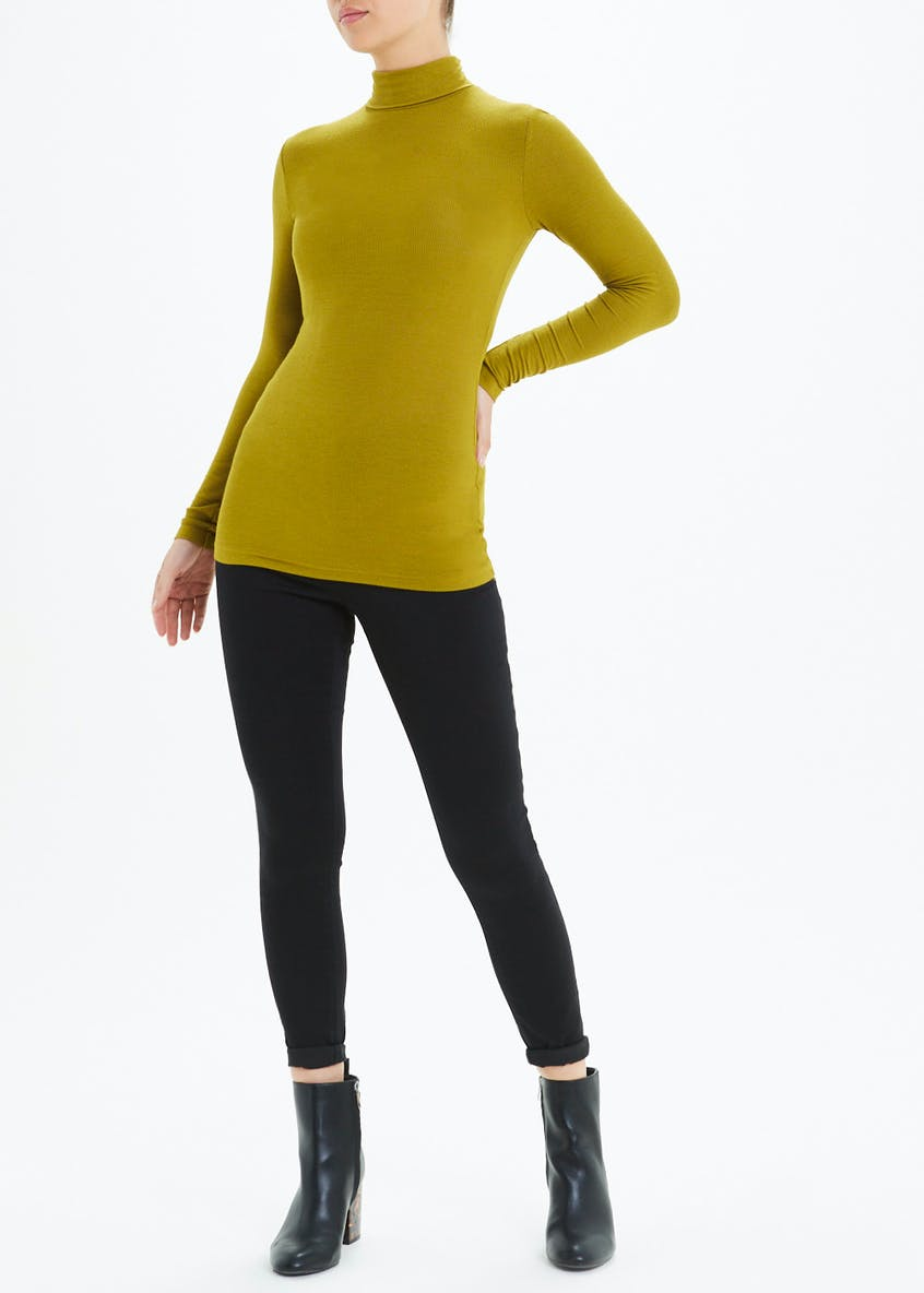 Roll Neck Top