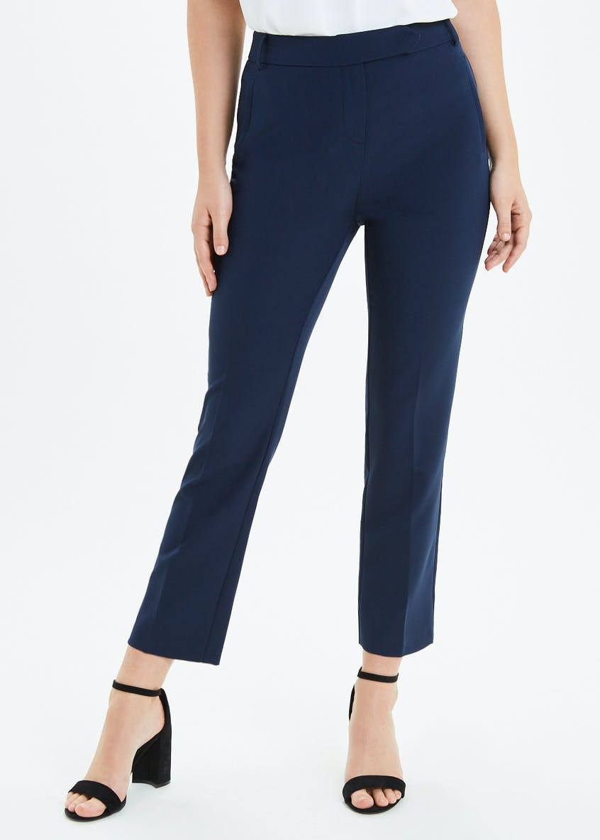 Tapered Suit Trousers