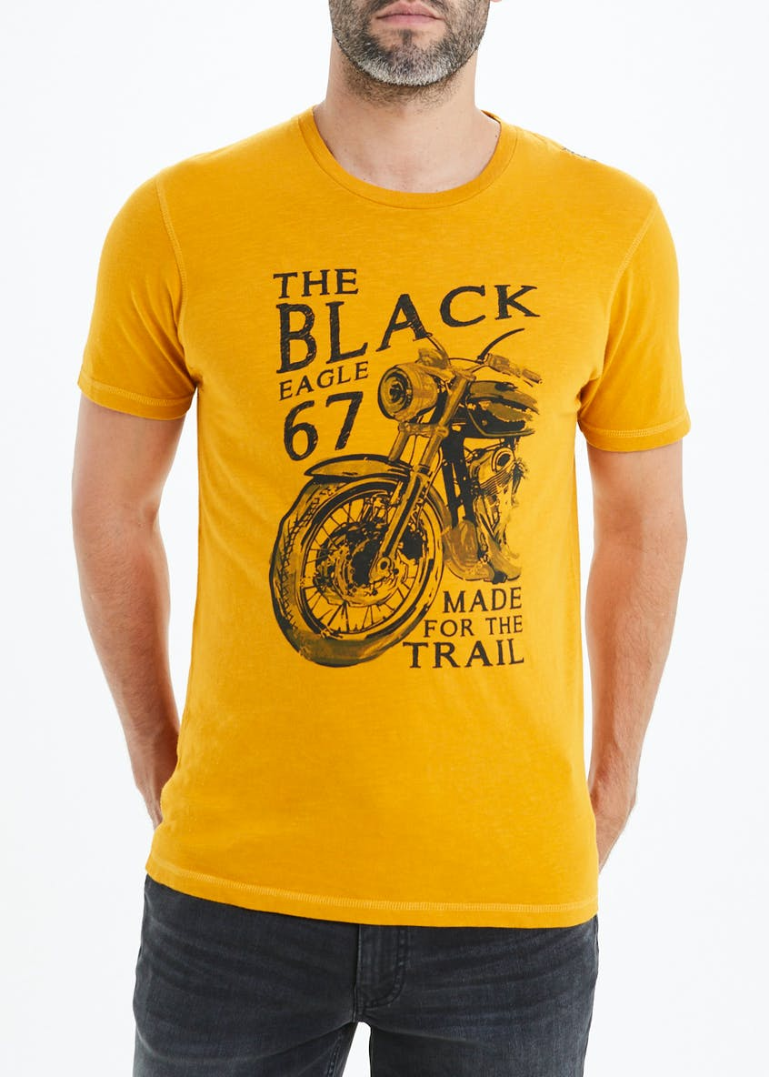 Morley Motorbike Graphic T-Shirt