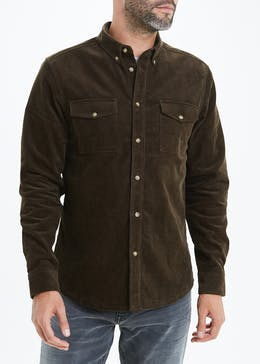 Morley Cord Long Sleeve Shirt