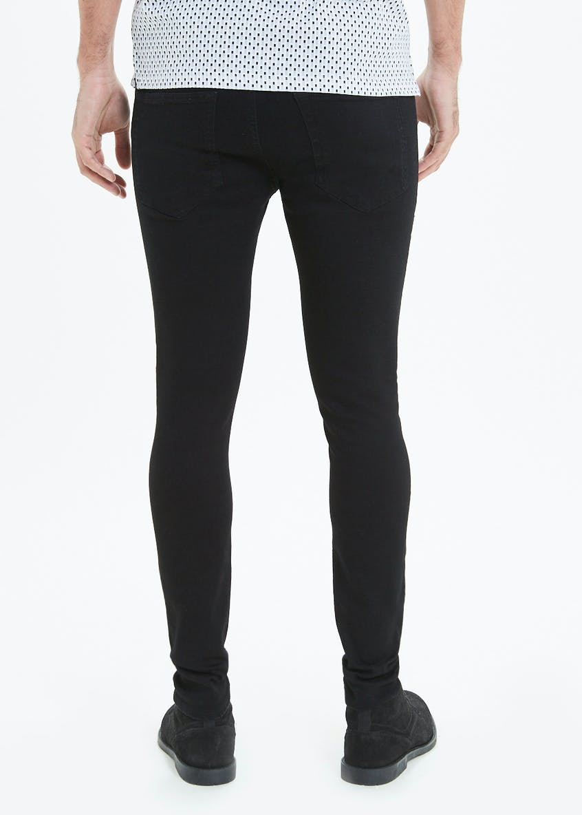 Stretch Super Skinny Jeans