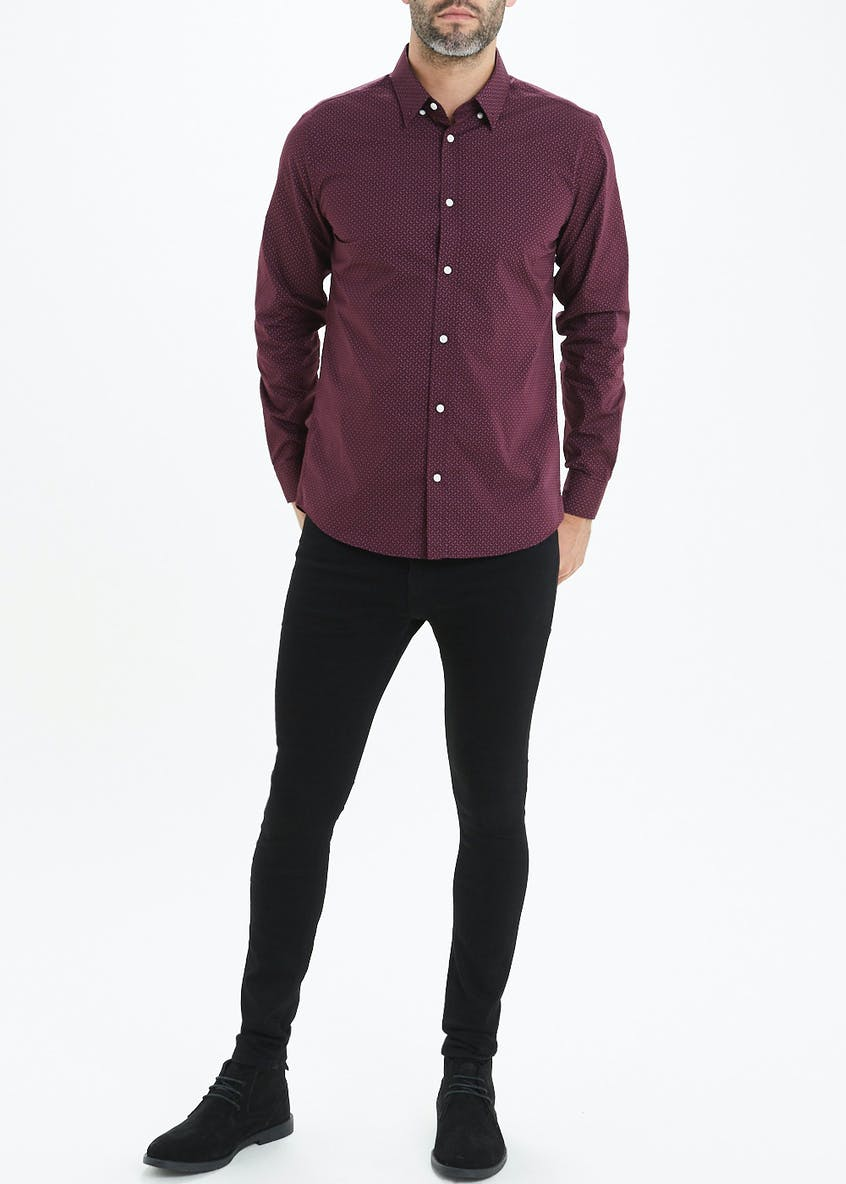 Easy Black Label Slim Fit Shirt