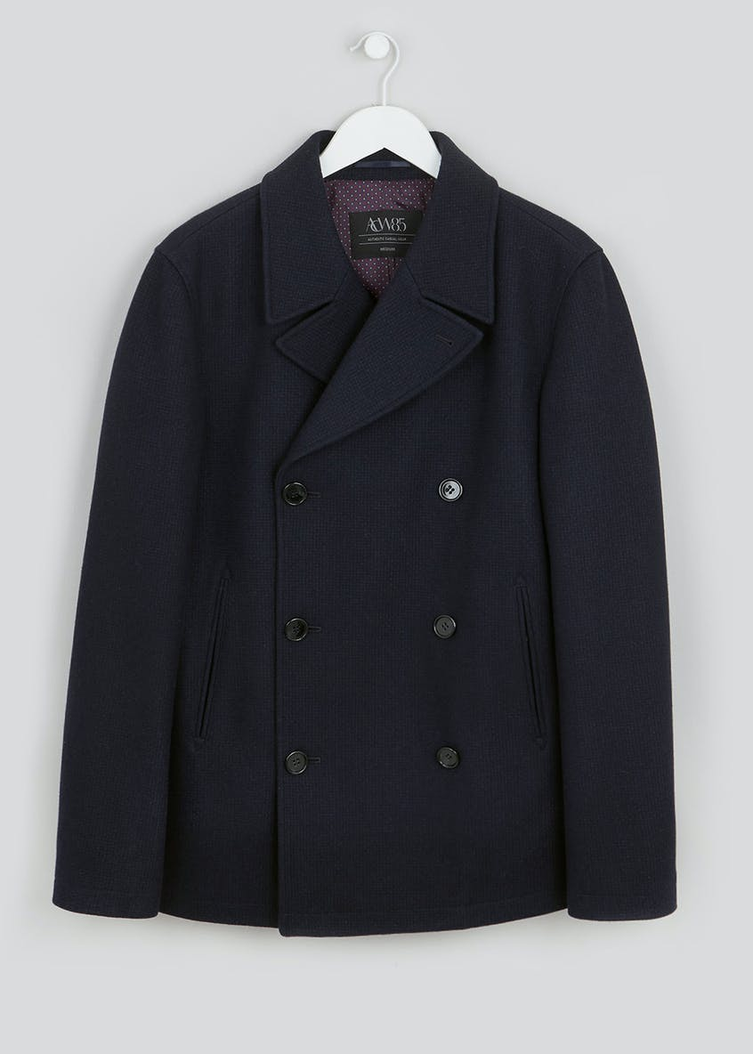 Easy Black Label Pea Coat