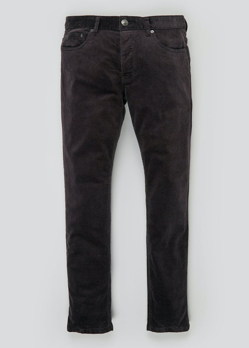 Big & Tall Slim Fit Cord Trousers