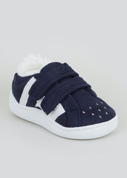 Boys Sneaker Style Slippers (Younger 4-12)