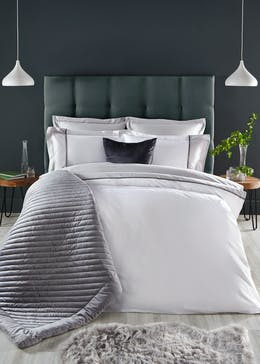Farhi by Nicole Farhi 100% Cotton Colour Block Duvet Cover