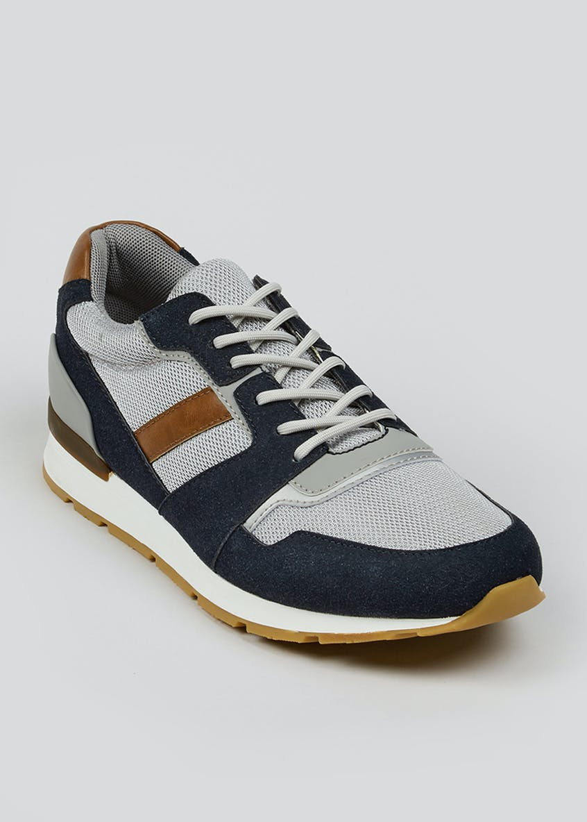 Contrast Panel Trainers