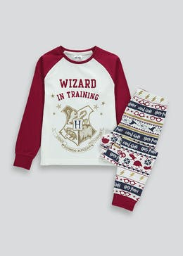 Kids Harry Potter Pyjama Set (6-12yrs)