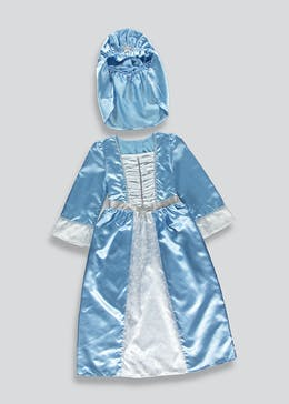Girls Mary Nativity Fancy Dress Costume (3-9yrs)
