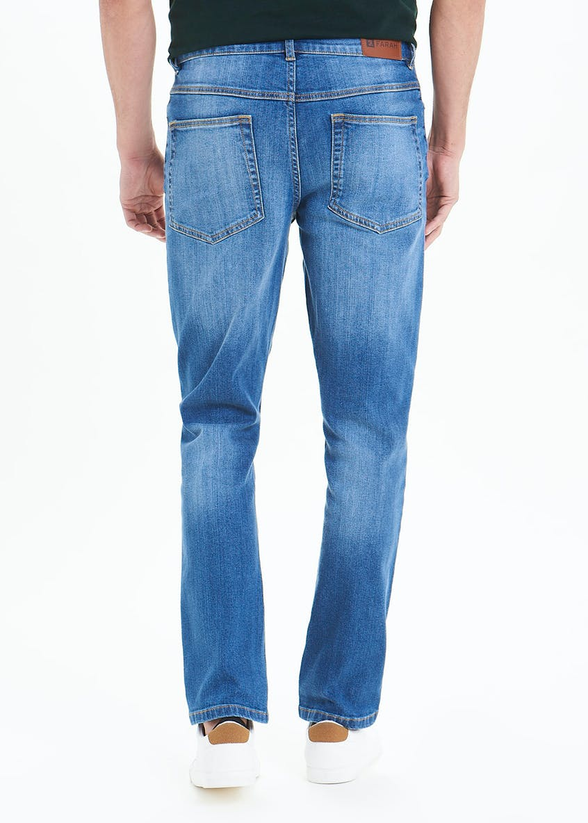 Farah Stretch Lightwash Jeans