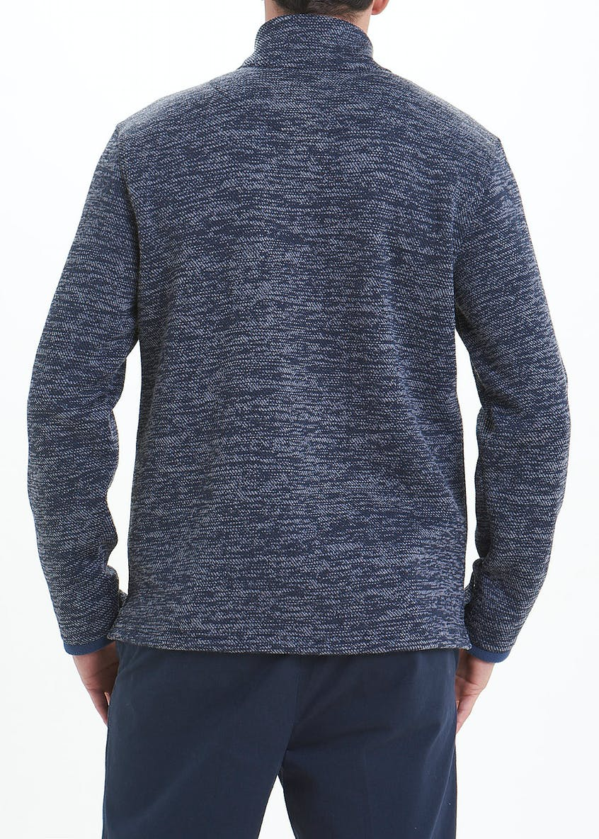 Lincoln Half Zip Jumper