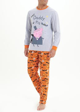 Peppa Pig Daddy Pig Halloween Pyjamas