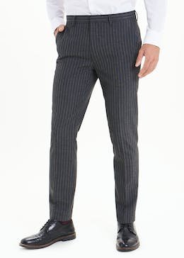Ullswater Pinstripe Suit Trousers