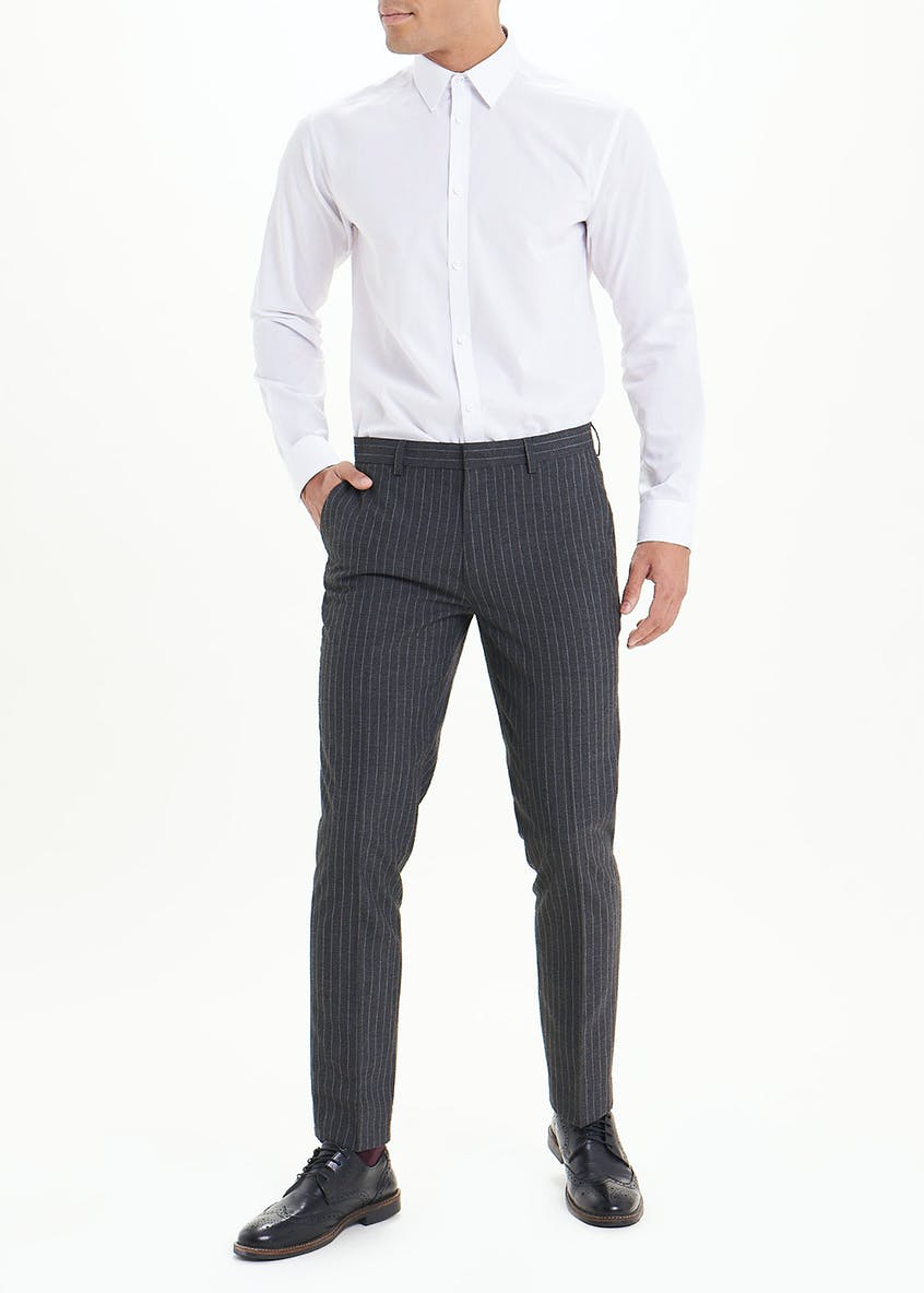 Taylor & Wright Ullswater Pinstripe Suit Trousers