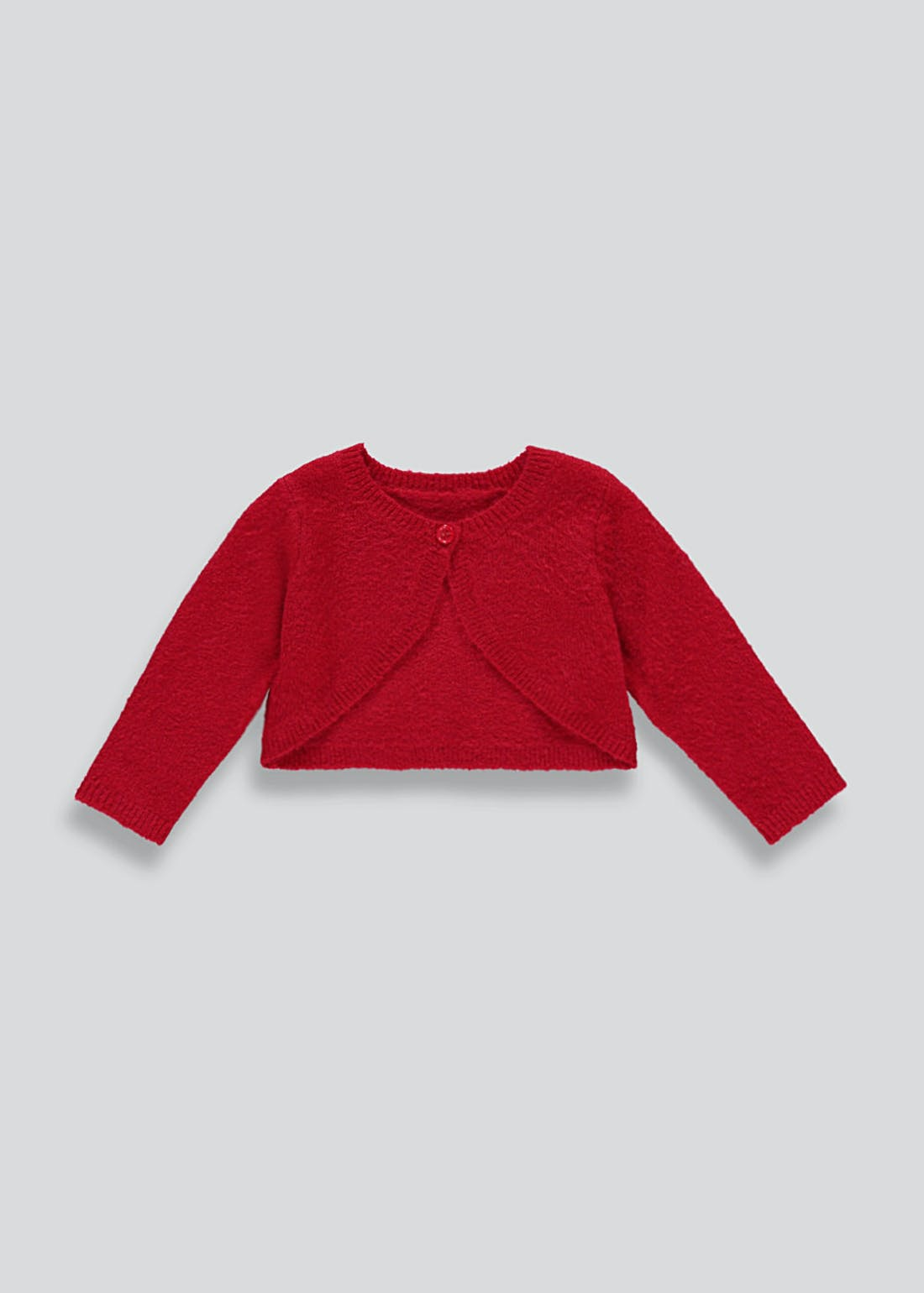 Girls Bolero Cardigan (9mths-6yrs)
