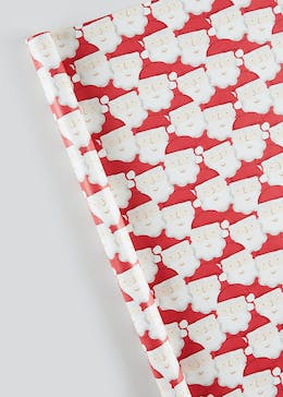 Santa Christmas Wrapping Paper (10m)