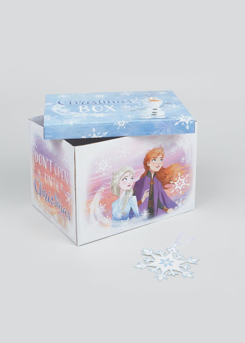 Disney Frozen 2 Christmas Gift Box (39cm x 35cm x 32cm)