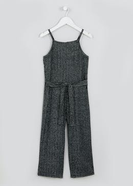Girls Candy Couture High Neck Occasion Jumpsuit (9-16yrs)