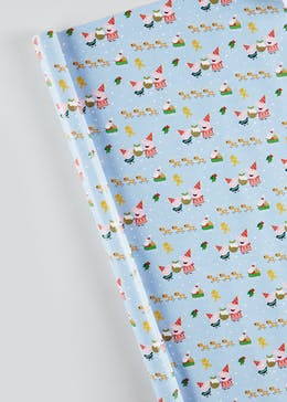 Peppa Pig Christmas Wrapping Paper (4m)