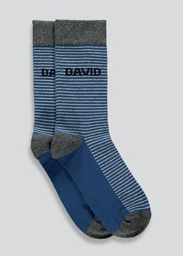David Name Socks