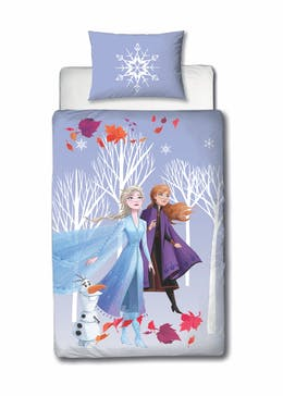 Disney Frozen 2 Reversible Duvet Cover (Single)