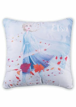 Kids Disney Frozen 2 Reversible Cushion (40cm x 40cm)