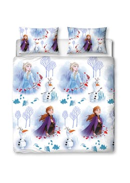 Disney Frozen 2 Reversible Duvet Cover (Double)