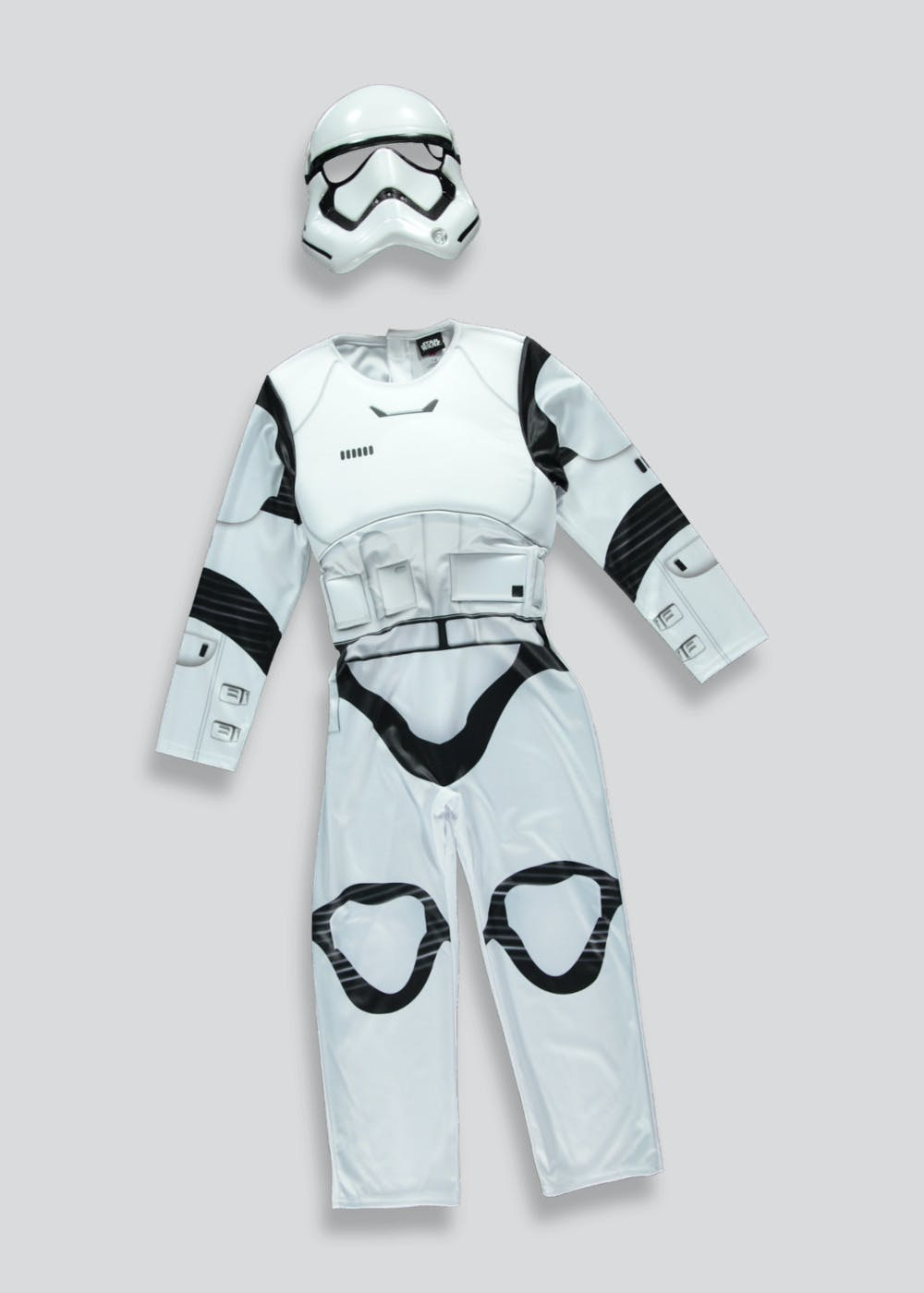 Star wars stormtrooper sleep suit or dress up new 6//7yrs
