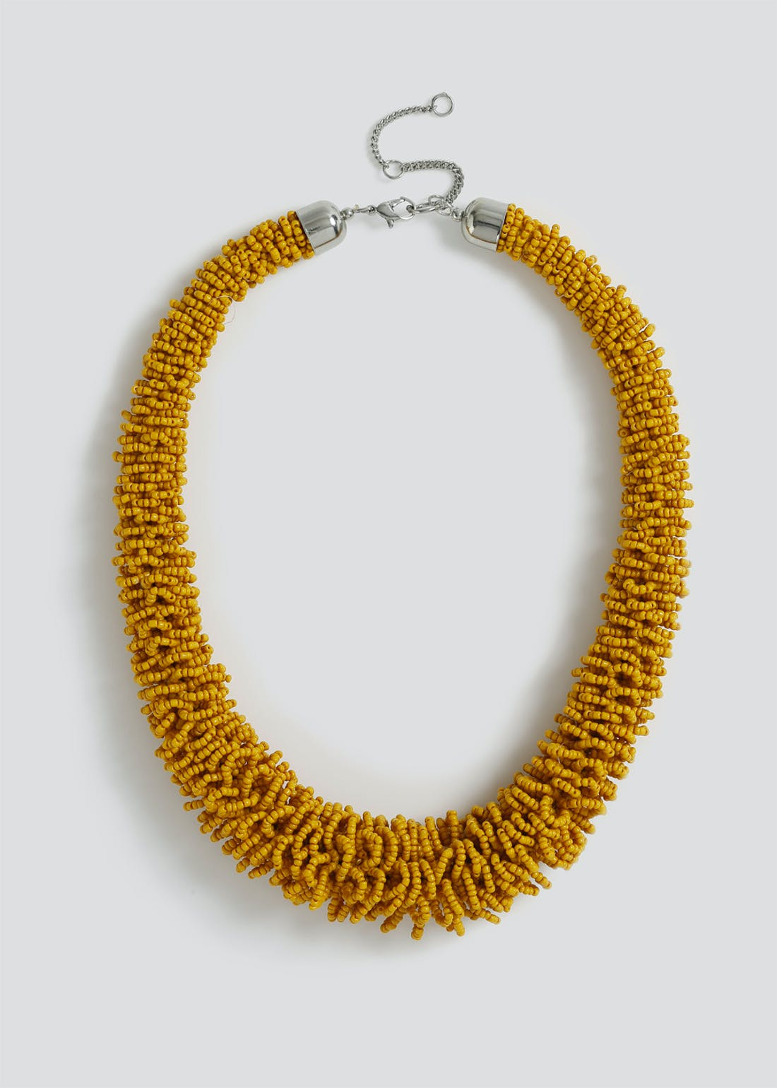 Frazzle Rope Necklace