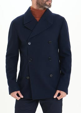Easy Black Label Navy Peacoat