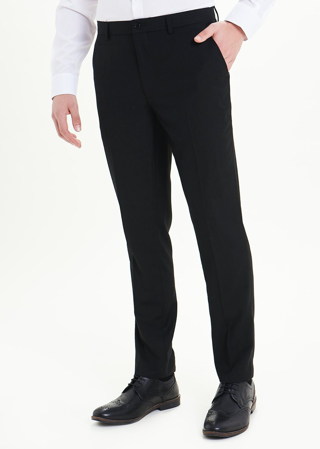 Taylor & Wright Firth Slim Fit Tuxedo Trousers