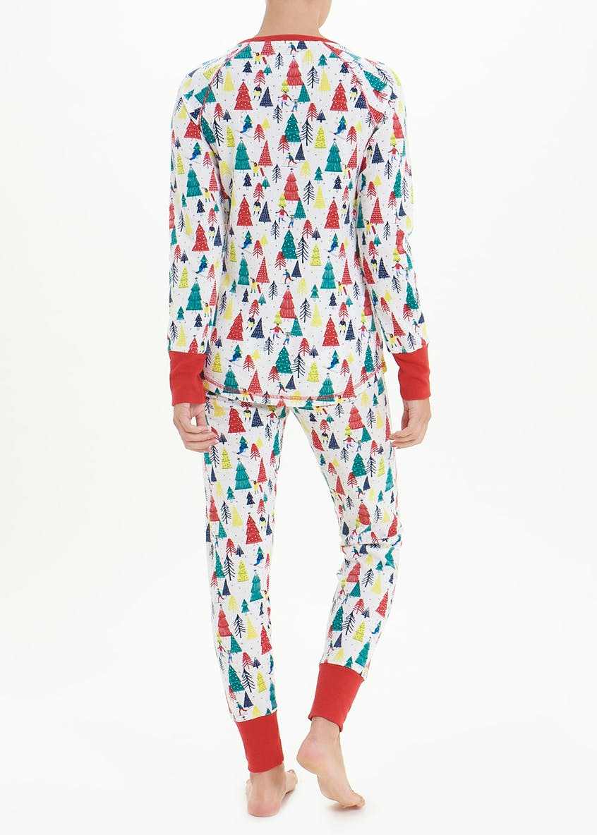 Christmas Tree Pyjama Set