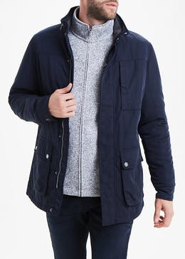 Lincoln Chelsea Parka Jacket