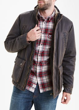 Morley Waxed Jacket